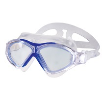 Swimming glasses Spokey VISTA JUNIOR transparent with blue, Spokey