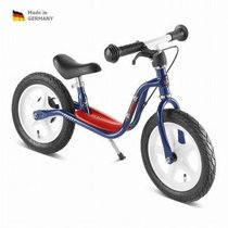 Children balance bike with brake Learner BIKE LR 1BR CAPTAIN SHARK PUKY 4038, Puky