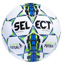 Ball Select Attack white blue, Select