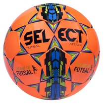 Ball Select Attack orange blue, Select