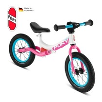 Push bike PUKY LR Ride white-pink, Puky