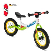 Push bike PUKY LR Ride white-green, Puky