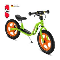 Push bike with brake PUKY Learner Bike LR 1 BR green, Puky