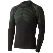 Men thermal shirt Lasting Rolo 9060 black, Lasting