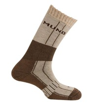 Socks Mund Himalaya Media 6 brown, Mund