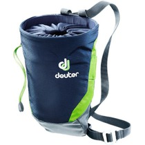 Bag to magnesium Deuter Gravity Chalk Bag II L, Deuter