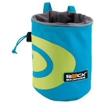 Bag to magnesium Rock Empire Chalk Bag Spiral teal, Rock Empire