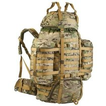 Rucksacks EXPEDITION BACKPACKS (OVER 60L) army - gamisport.eu
