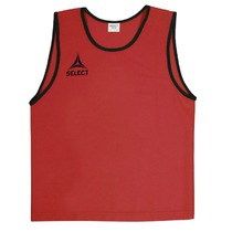Distinguishing jersey Select red, Select