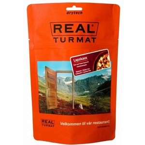 Real Turmat beef to vegetables with potatoes, 114 g, Real Turmat