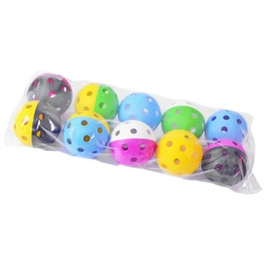 Set floorball balls Tempish Bullet 10 1/2 colour, Tempish