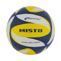 Volleyball ball Spokey MISTO blue-and-yellow, Spokey