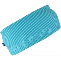 Headband Silvini STEAM UA1129 turquoise-navy, Silvini
