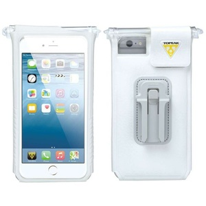 Cover Topeak SmartPhone DryBag for iPhone 6 Plus, 7 Plus white TT9842W, Topeak